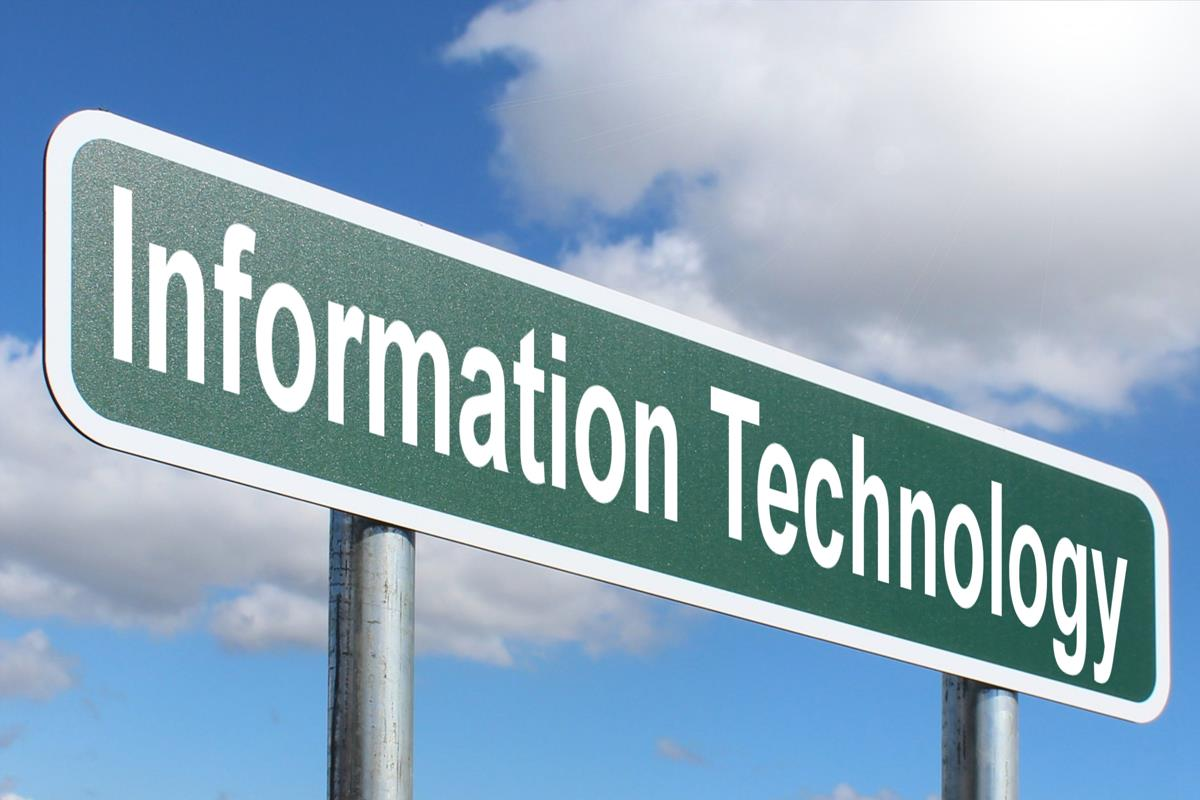 Meaning Of Information Technology in Hindi