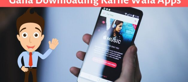 Best Free Gana Downloading Karne Wala Apps 2019( हिंदी में )