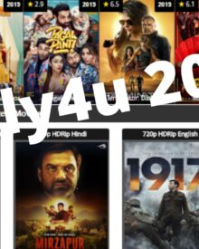 Bolly4u 2020: Bollywood Hollywood South Dual Audio Movies!