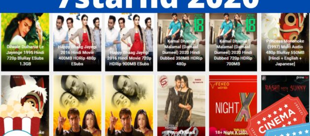 7starhd 2020: Download Bollywood, Hollywood, Web Series, TV Show Movies in Hindi