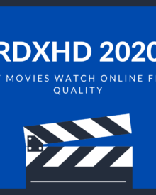 Rdxhd 2020- Latest Movies Watch Online Free Hd Quality