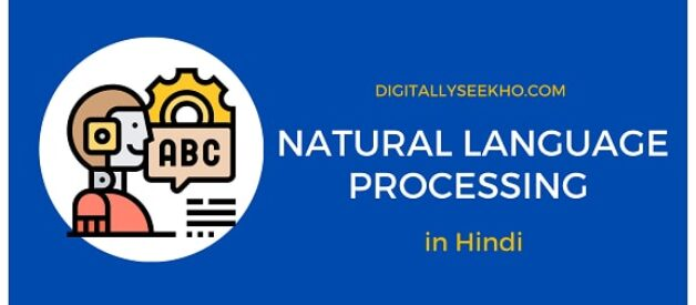 Natural Language Processing in Hindi