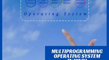 What is Multiprogramming Operating System in Hindi?